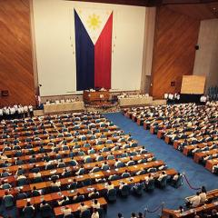 The Philippines anti-terrorism bill